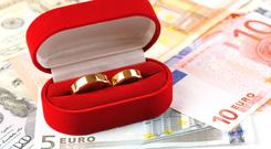 Scam: The number of sham weddings here has been reduced by the Garda probe