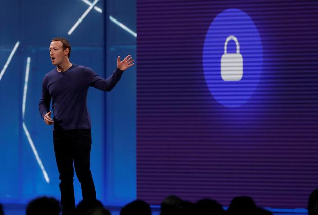 Admission: Mark Zuckerberg. Photo: Reuters