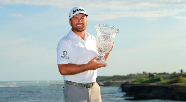 Graeme McDowell relieved as he seals first win in over three years to secure Tour exemption