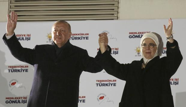 Erdogan's AK Party challenges Istanbul local election results