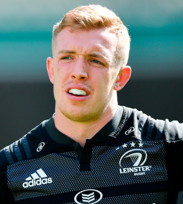 Dan Leavy is 'gutted' over his injury. Photo: Sportsfile