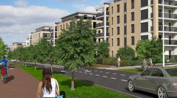 First-time buyers will be deprived of the chance to buy almost 300 apartments at one of the country's biggest new developments.