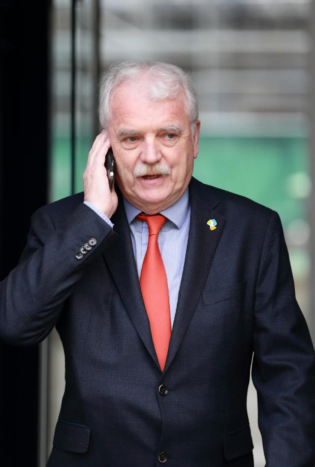 Finian McGrath: Calls for him to step down as a cabinet minister. Picture: Frank McGrath