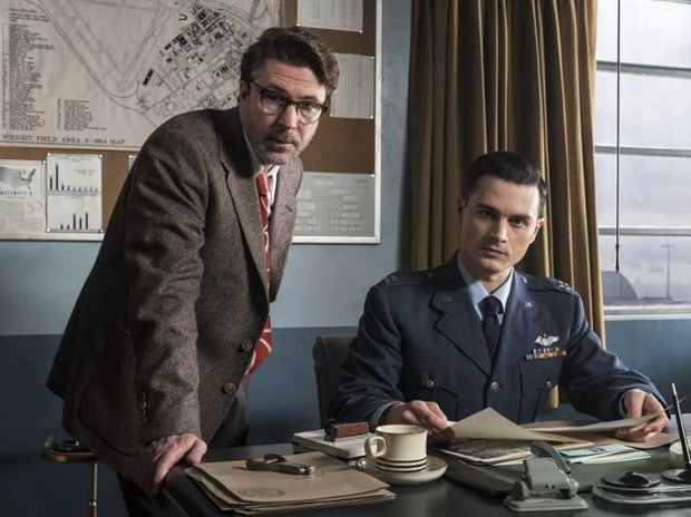 Project Blue Book, SyFy
