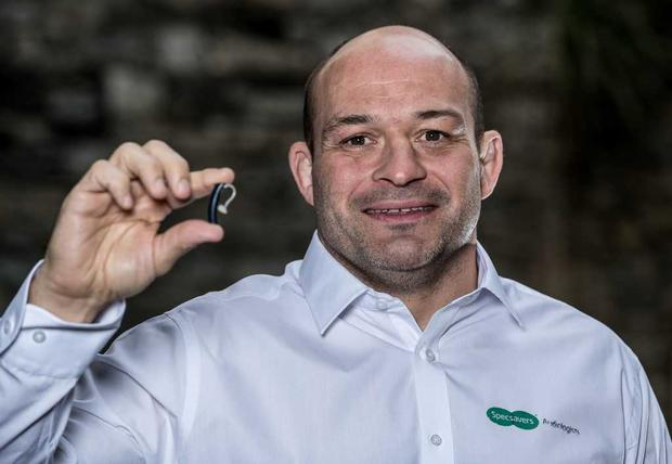 Today, Rory Best launches Specsavers Audiologists' 'Don't Suffer in Silence' campaign, that encourages Irish adults to take a more proactive approach to their hearing health.