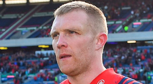 Confirmed: Keith Earls to miss semi-final showdown with Saracens
