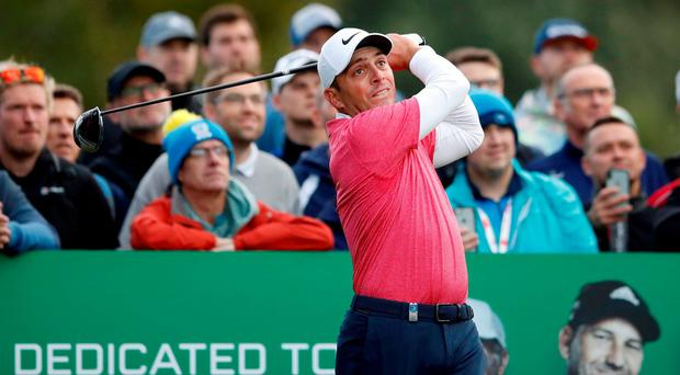 I feel like I haven't reached my limit yet, says Molinari