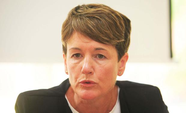 Advice: Former clinical director of CervicalCheck, Grainne Flannelly. Photo: Gareth Chaney, Collins