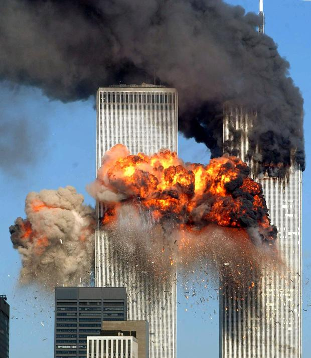 End of restraint: The 9/11 attacks led to the loss of 288,000 lives in Iraq alone