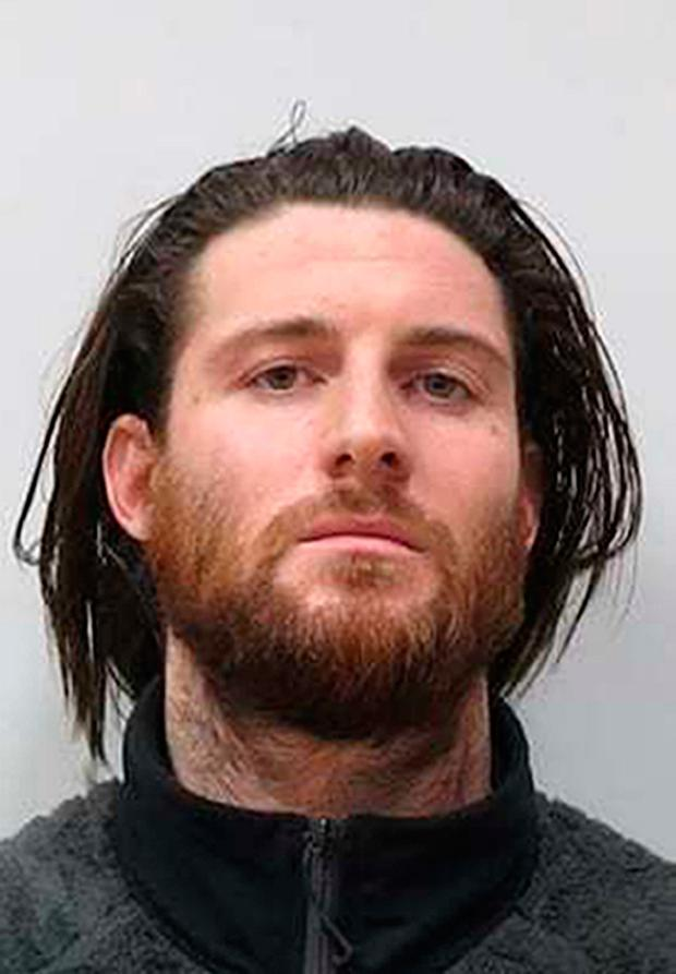 Shane O'Brien who was placed on a world-wide most wanted Photo: Metropolitan Police/PA Wire