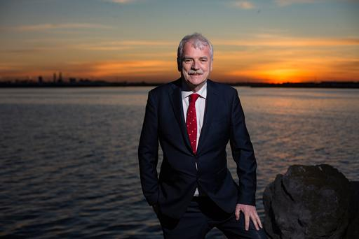 """Reopening the debate: Independent TD Finian McGrath made controversial comments around """"political policing"""" and the enforcement of drink-driving laws. Photo: Mark Condren"""