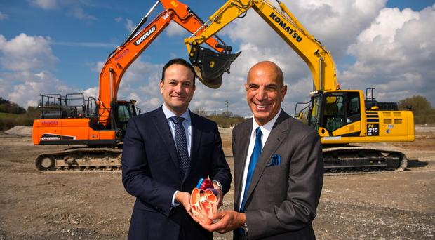 'Technology can create more jobs than it eliminates,' insists Varadkar as firm announces 600 new roles