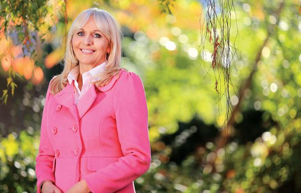 Seeking damages: RTÉ's 'Prime Time' presenter Miriam O'Callaghan. Photo: Gerry Mooney