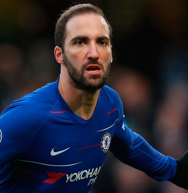 Maurizio Sarri Insists He Wants Misfiring Veteran Striker at Chelsea Next Season