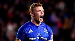 Leinster's Dan Leavy. Photo: Ramsey Cardy/Sportsfile