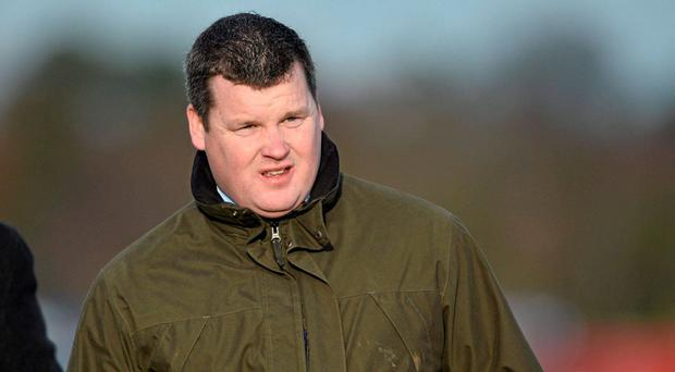 WATCH: An emotional Gordon Elliott dedicates Tiger Roll's history-making Grand National victory to his late uncle