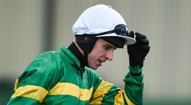 Mark Walsh to ride Anibale Fly in the Grand National after Barry Geraghty's horror leg break