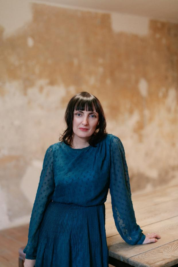 Sinéad Gleeson tells her stories with poeticism and sensitivity. Photo: Bríd O'Donovan