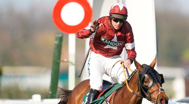 WATCH: Michael O'Leary and Gordon Elliott indicate that Tiger Roll won't attempt three-in-a-row in 2020