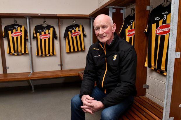 For all he has achieved at county level, Brian Cody has demonstrated an earnest interest and concern around club welfare. Photo: Matt Browne/Sportsfile