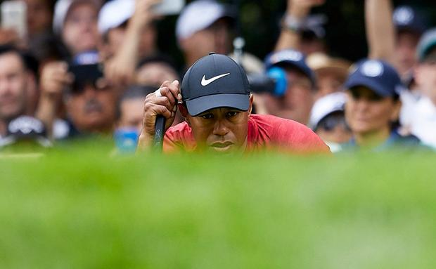 Tiger Woods. Photo: Quality Sport Images/Getty Images