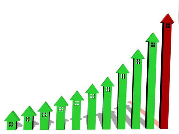 Home ownership in Ireland declined from 69.7pc to 67.6pc between 2011 and 2016, according to Census figures. Stock photo