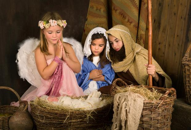 FESTIVE TRADITION: Christmas will still be celebrated by children in multi-denominational schools, as will holidays and special occasions like Easter or St Patrick's Day, but the aim will be to embrace all faiths and also mark other religious festivals such as Diwali, Eid and Vaisakhi. Stock picture