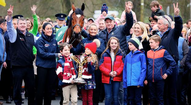 Aintree glory was 'like a holiday' for groom