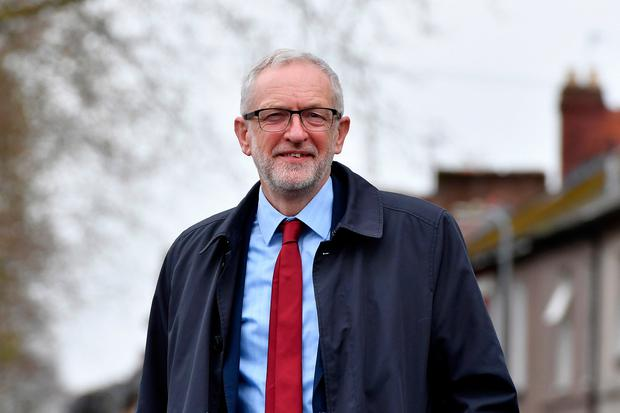 Labour party leader Jeremy Corbyn. Photo: Anthony Devlin/Getty Images
