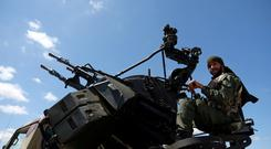 Libya has been divided between various armed groups since the overthrow of Muammar Gaddafi in 2011. Photo: REUTERS