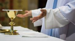 'Christianity cannot be taught through sterile doctrines; rather it is taught through the example of a Church willing to jettison so much baggage accumulated over the centuries and return to the gospel of Jesus of Nazareth' (stock photo)