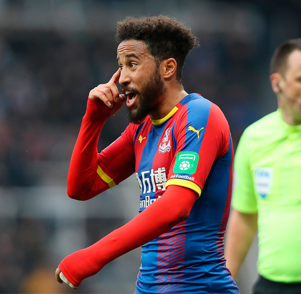 Townsend: 'We've got to move on'. Photo: Getty