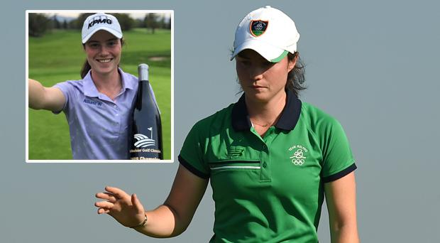 Ireland's Leona Maguire secures her first professional victory with stunning performance in California