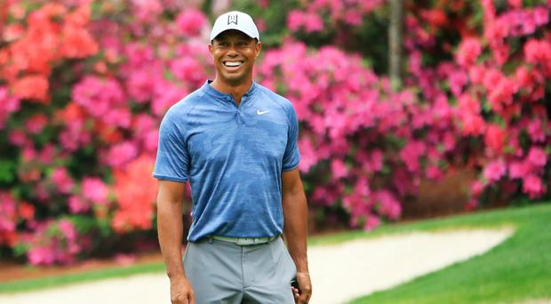 Tiger's support cast lack sparkle to rival biggest and brightest star in town