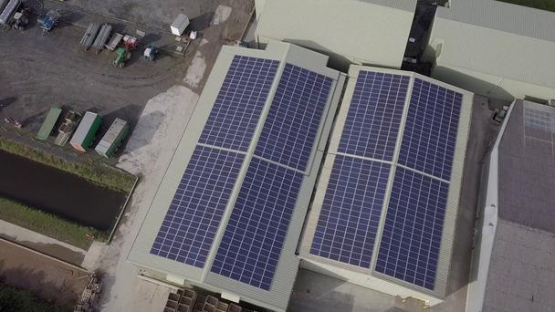 The O'Sheas have installed 960 solar panels on the family farm in Co Kilkenny - they generate 208,000kw