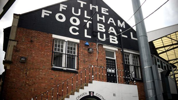 General view of Craven Cottage (Anthony Devlin/PA)