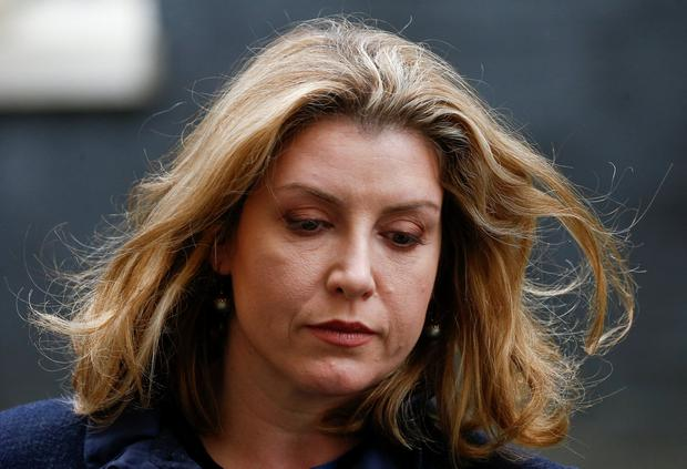 Likely challenger: Penny Mordaunt appealed to the Tories' pro-EU supporters. Photo: REUTERS/Henry Nicholls