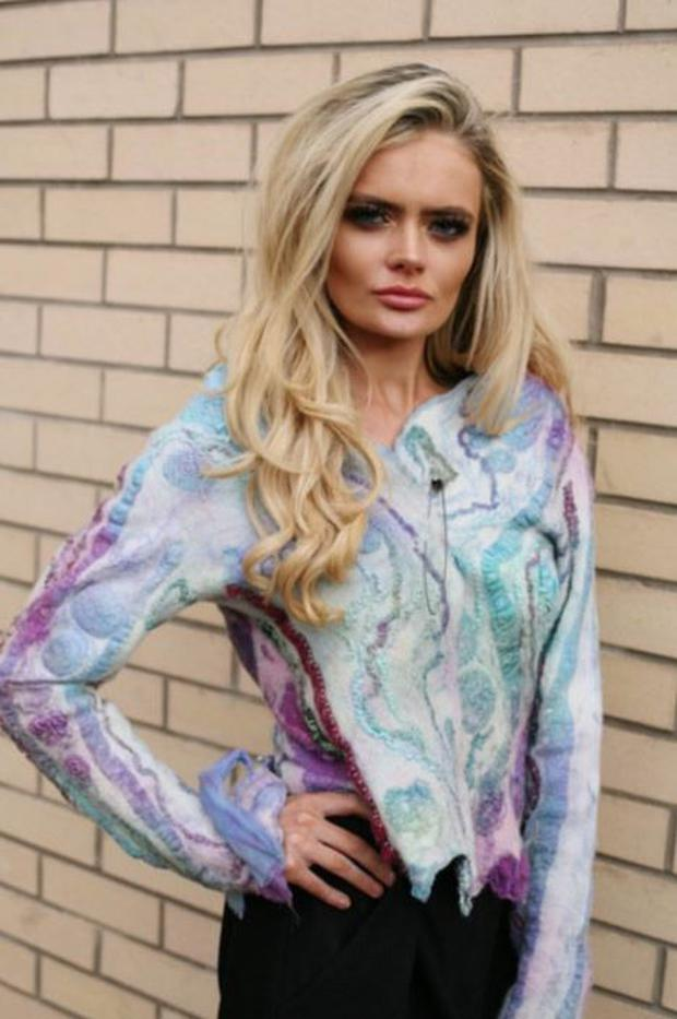 Shannon Maguire jacket £300