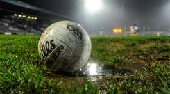 Seven counties had only two football championship outings last year, with a further eight playing three. (stock photo)