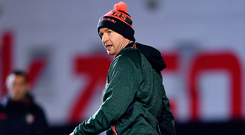 'If Newcastle win tomorrow night that would put another nail in Leicester's coffin and that of their admired Irish coach Geordan Murphy.' Photo by Brendan Moran/Sportsfile