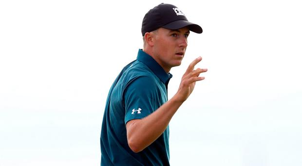 Rejuvenated Spieth ready to retake his place at centre of Augusta amphitheatre