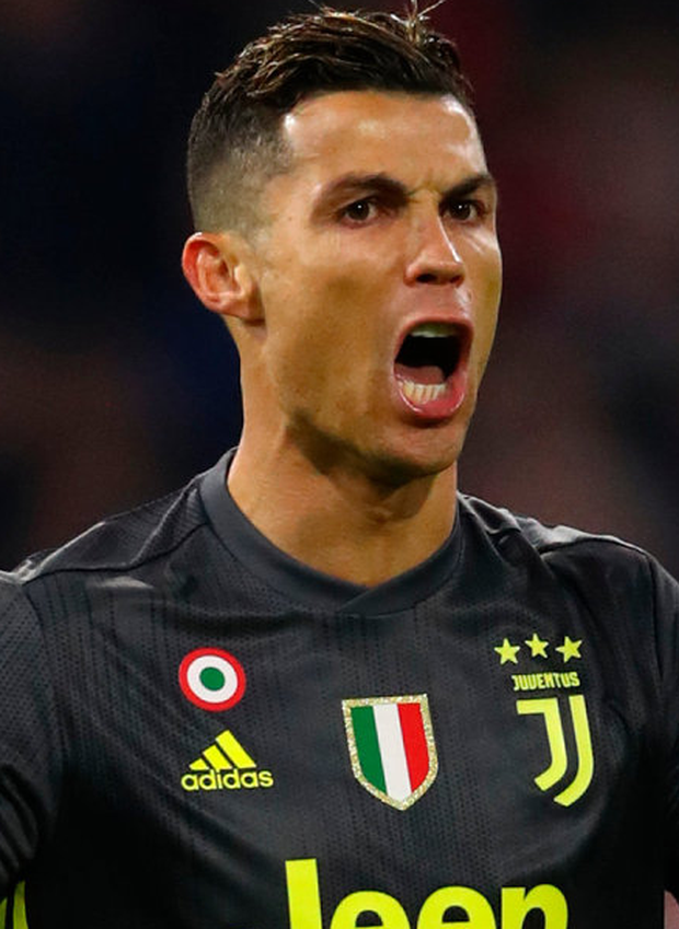 Cristiano Ronaldo scored an away goal for Juventus. Photo: Michael Steele/Getty Images