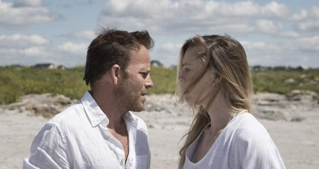 Stephen Dorff and Melissa George in Don't Go