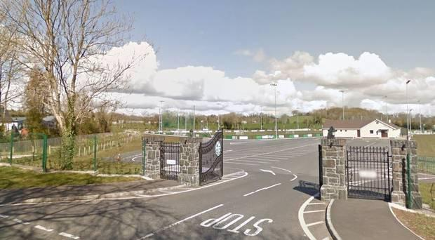 Siobhan McVey collapsed while watching a GAA game at St Patrick's GAC Loup (Photo: Google Maps)