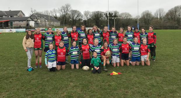 Kinsale and Clonakilty Girls' Squads