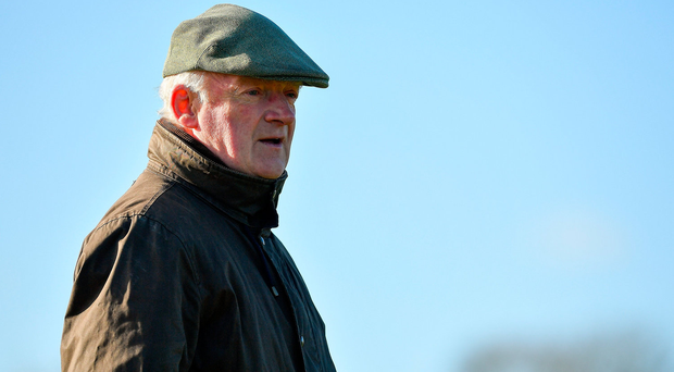 'Al Boum' bids for Gold Cup double as Mullins eyes Douvan return