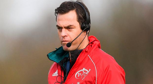 Munster return for O'Gara and O'Connell? Van Graan in contact as he weighs up changes