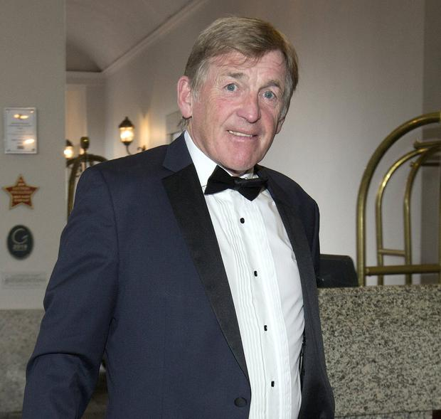 Former manager and Liverpool player Sir Kenny Daglish. Photo: Tony Gavin
