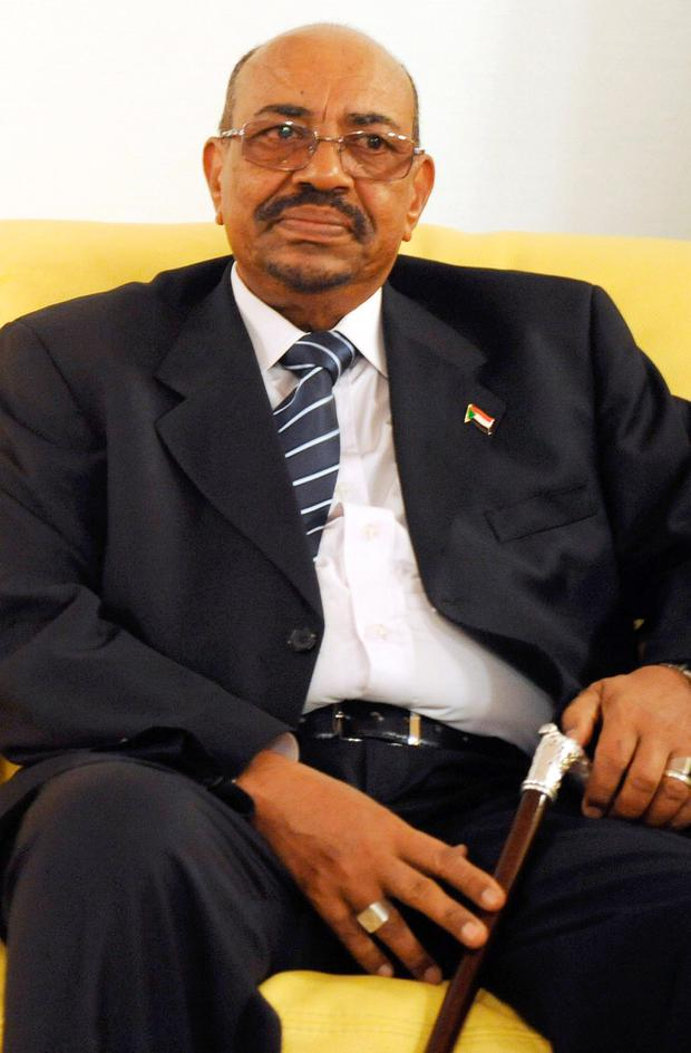 Under house arrest: Omar-al Bashir ruled Sudan for 30 years. Photo: Pius Utomi EKPEI / AFP