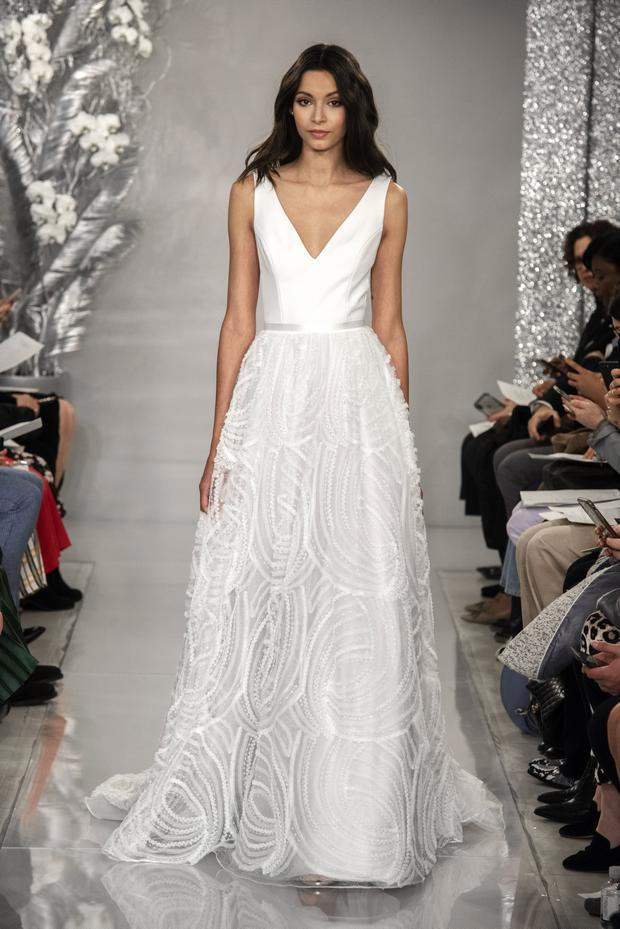 THEIA's Spring/Summer '20 collection at New York Bridal Fashion Week